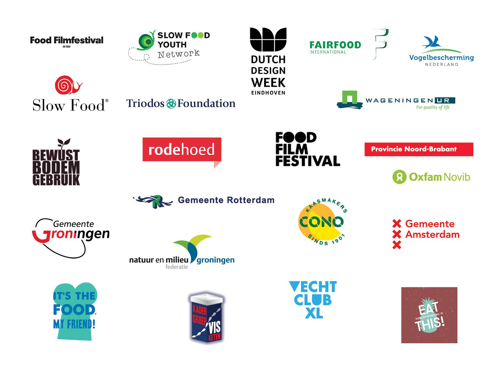 Met wie heeft YFM samengewerkt in 2015?